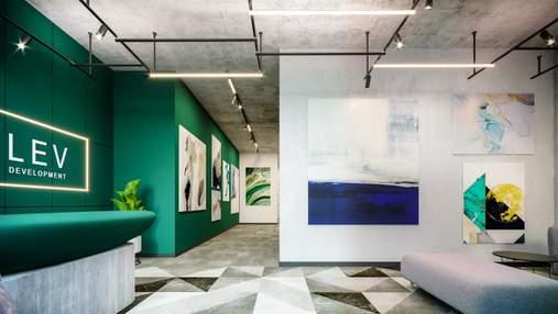 Мистецтво вдома: як має виглядати хол житлового комплексу