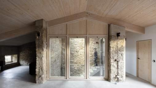 Жить в истории: удивительное жилье внутри памятника архитектуры