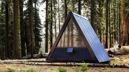 Бегство от мира: кабинка в лесу, о которой мечтает каждый