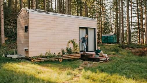 Засинати в обіймах природи: як виглядає будиночок для щастя