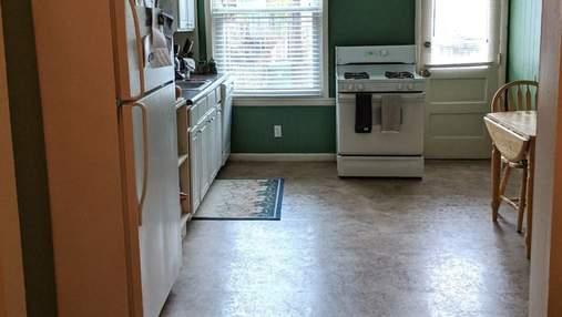 Жінка самотужки зробила ремонт: 117-річна кухня отримує нове  обличчя – фото