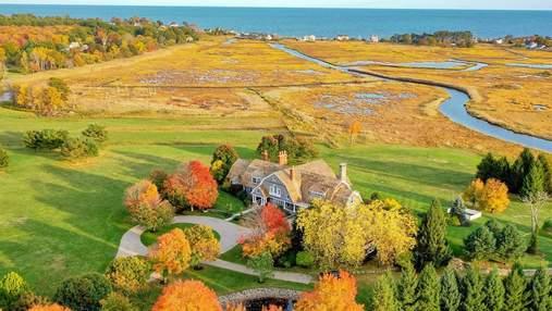 Розкішні фермерські володіння: у Новій Англії продають неймовірне ранчо
