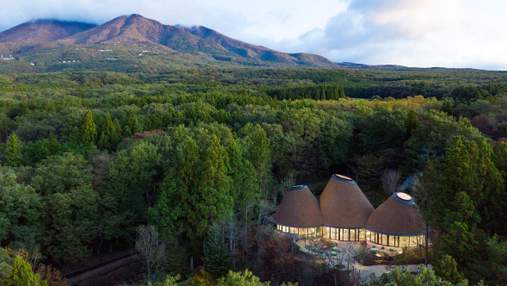 Казка, в якій можна побувати: дивовижний японський готель, що чарує з першого погляду