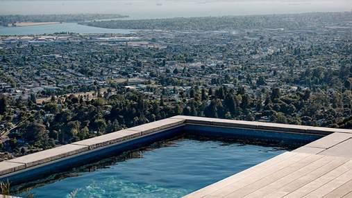 Релакс над небом: фантастическая зона отдыха в Сан-Франциско
