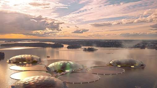 Энергетический вызов в Хельсинки: проект уникальных термальных островов