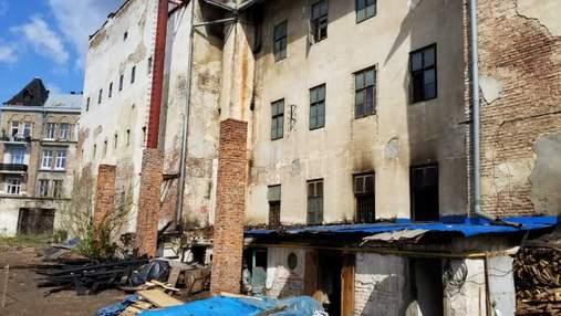 """Экспозиция под угрозой: в результате пожара музей """"Тюрьма на Лонцкого"""" понес огромные убытки"""