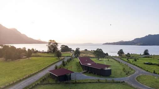 Уют у озера: живописное ранчо в Чили, на котором хочется провести всю жизнь