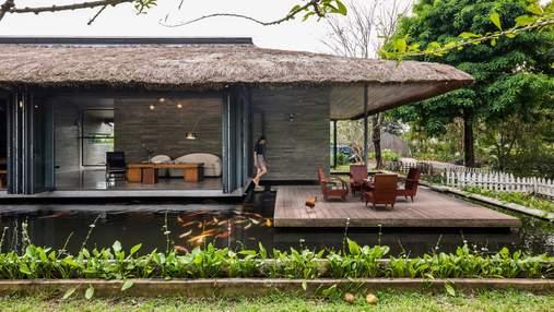 Насолода спокоєм Азії: казкова вілла у В'єтнамі, яка дозволить сповнитися енергією та натхненням