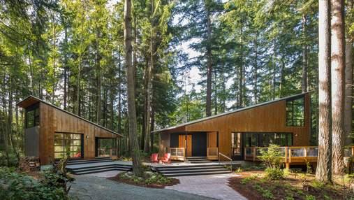 Магія у лісі: як створити невеликий будинок, який може стати житлом мрії