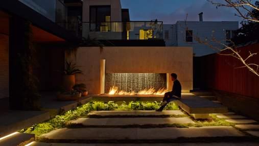 Магія вогню: вогнища поруч з будинком, що створять неповторну атмосферу
