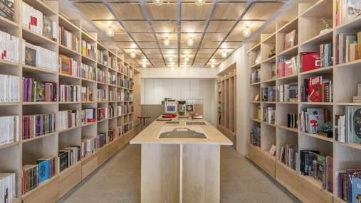 Світло та натхнення: як має виглядати сучасна бібліотека