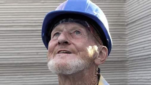Безхатько став першою людиною США, яка заселилися у друкований будинок: неймовірна історія