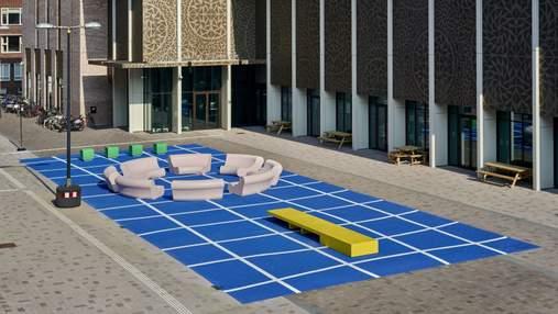 Заклик до спілкування: у Нідерландах створили класну інсталяцію для зближення людей