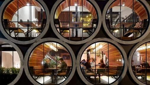 """Всередині труб: у Мельбурні створили унікальний """"дренажний"""" паб"""