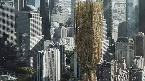 Екологія майбутнього: живий хмарочос львівських архітекторів підкорив міжнародний конкурс