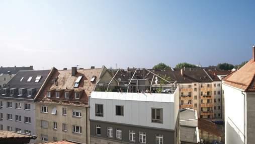 Сад на даху: як додати затишку та привітності багатоквартирним будинкам