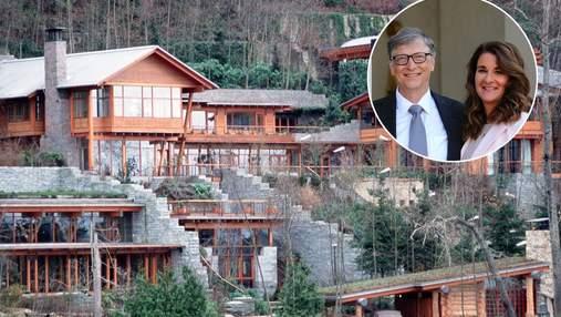 Розлучення року: розкішна нерухомість Гейтсів вартістю 170 мільйонів доларів