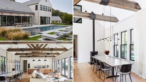 Белоснежная эстетика: как должен выглядеть современный фермерский дом