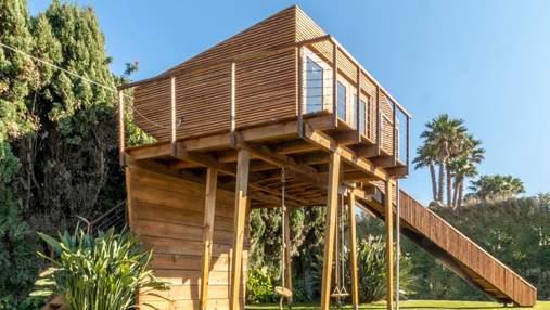 Втілення дитячої мрії: унікальний дім у сонячній Португалії