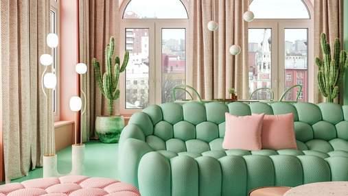 Кактусы и экзотический интерьер: квартира в Нью-Йорке, которая поражает оригинальностью