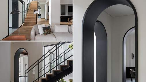 Стильное пространство: как интересно использовать арки в интерьере