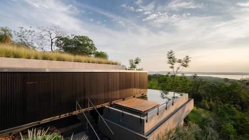 Дом-трансформер: уникальный дом в Парагвае, который можно модифицировать в любую форму