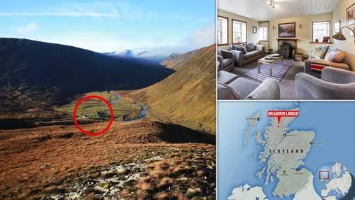 По соседству с оленями: дом-бегство от цивилизации посреди прекрасного пейзажа Великобритании