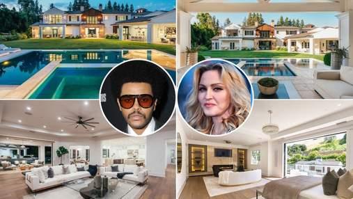 Звездный рынок недвижимости: Мадонна приобрела дом в Калифорнии за 19 миллионов долларов