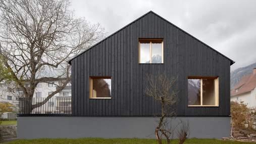 Сила простоты: уютный деревянный дом, который доступен каждому