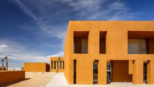 Жемчужина пустыни: в Марокко обновили технологический университет