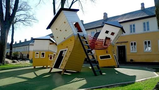 Осуществление мечты: фото самых крутых детских площадок мира