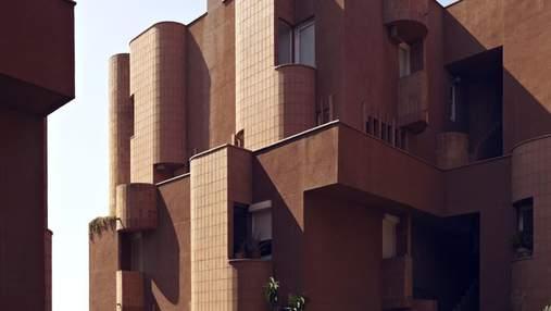 Пиктограмная архитектура: жилой комплекс в форме лабиринта