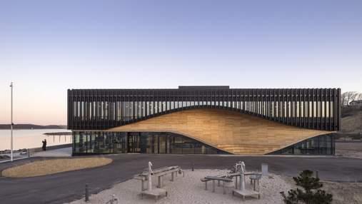 Положительные изменения: невероятный дизайн климатического центра в Дании