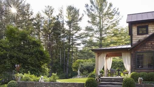 Чарівне відродження: як дизайнерка понад 30 років відновлює свою історичну садибу