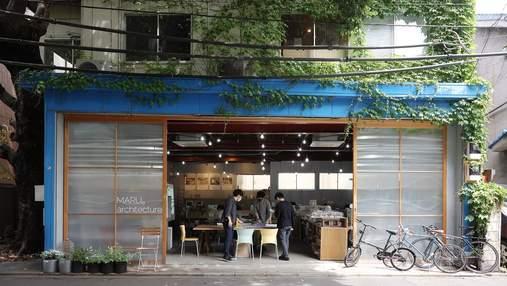 Уличный офис: в Японии создали неординарное место для работы