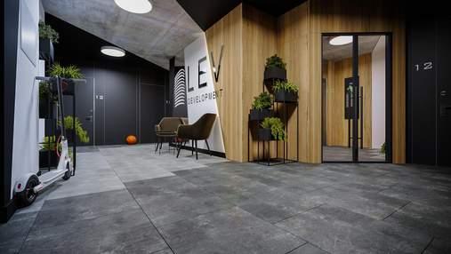 Эстетика и особенное пространство: презентация холла нового ЖК OBRIY 3