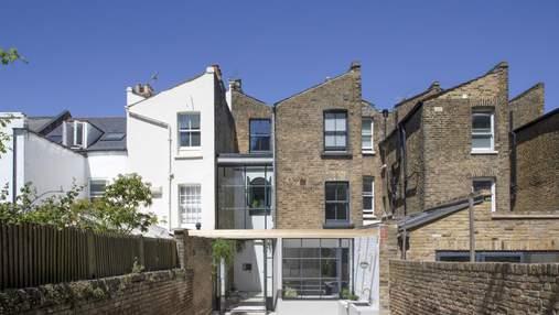 Британська класика: дім в Лондоні, що чарує затишком