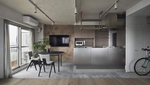 Новое лицо: в Японии старую квартиру превратили в остров уюта