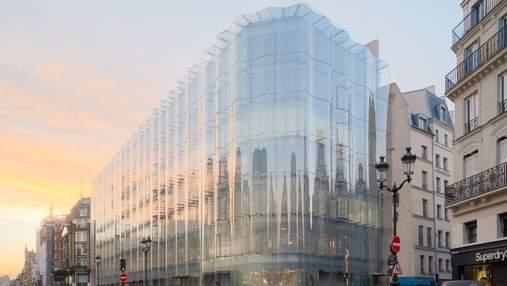 Довершеність скла: торговий центр у Франції, який вражає вишуканістю