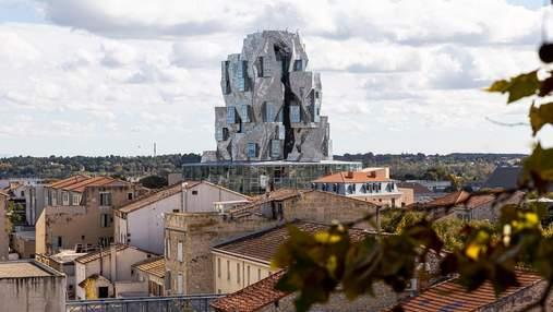 Магическая башня: как выглядит новое художественное сооружение во Франции