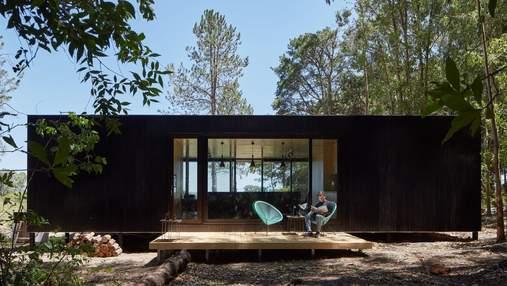 Воплощение мечты за небольшой бюджет: уютный дом, который прекрасно впишется в любую локацию