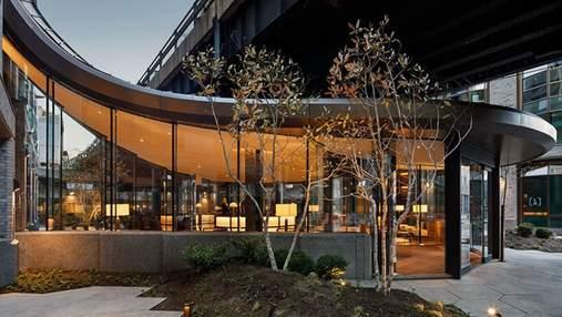 Тайный сад: удивительное решение для дома-фонаря в Нью-Йорке
