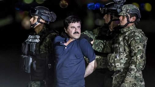 Будинок мексиканського наркобарона Ель Чапо розіграли у лотерею