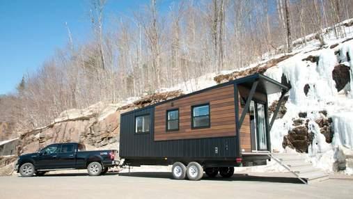 Компанія Minimaliste представила унікальний будинок на колесах Nomad