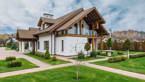Приватні будинки під Києвом: що, за скільки та в яких районах купують найчастіше