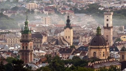 Исполком мэрии согласовал границы исторического ареала Львова