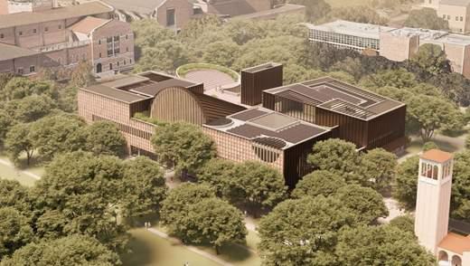 Достроят и отреставрируют: как виглядатиме старый кампус университета Хьюстона в США – фото