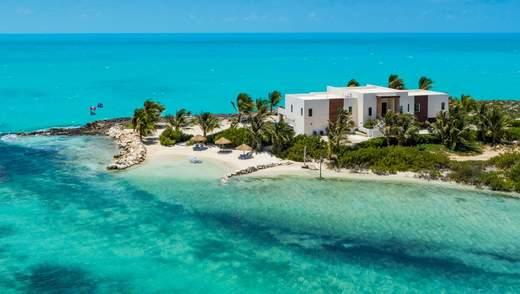 Шматочок острівного раю: у Карибському морі продається чарівна вілла